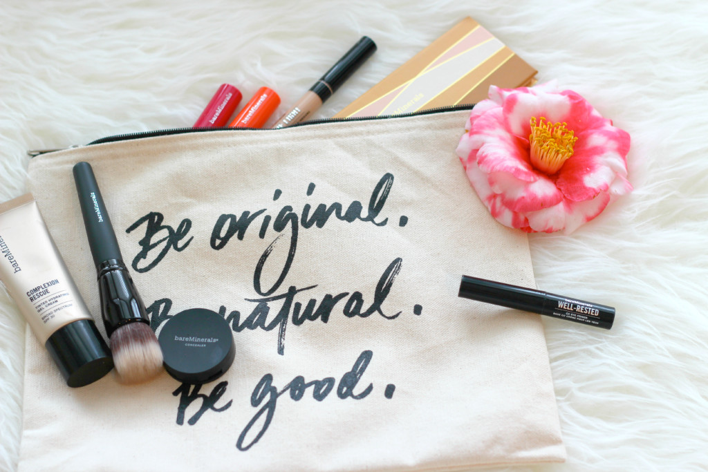 Bare Minerals Makeup Spring 2015