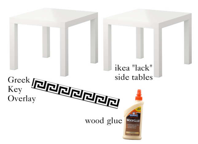 lack table ikea hack